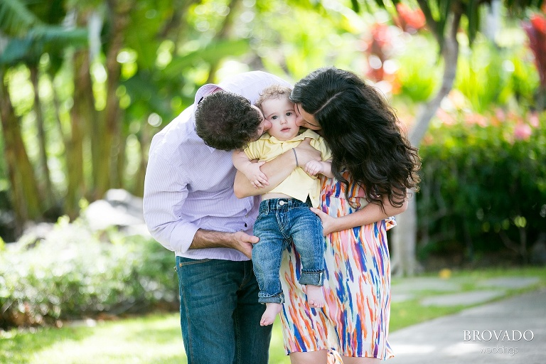 Hawaii Family Birthday Photography