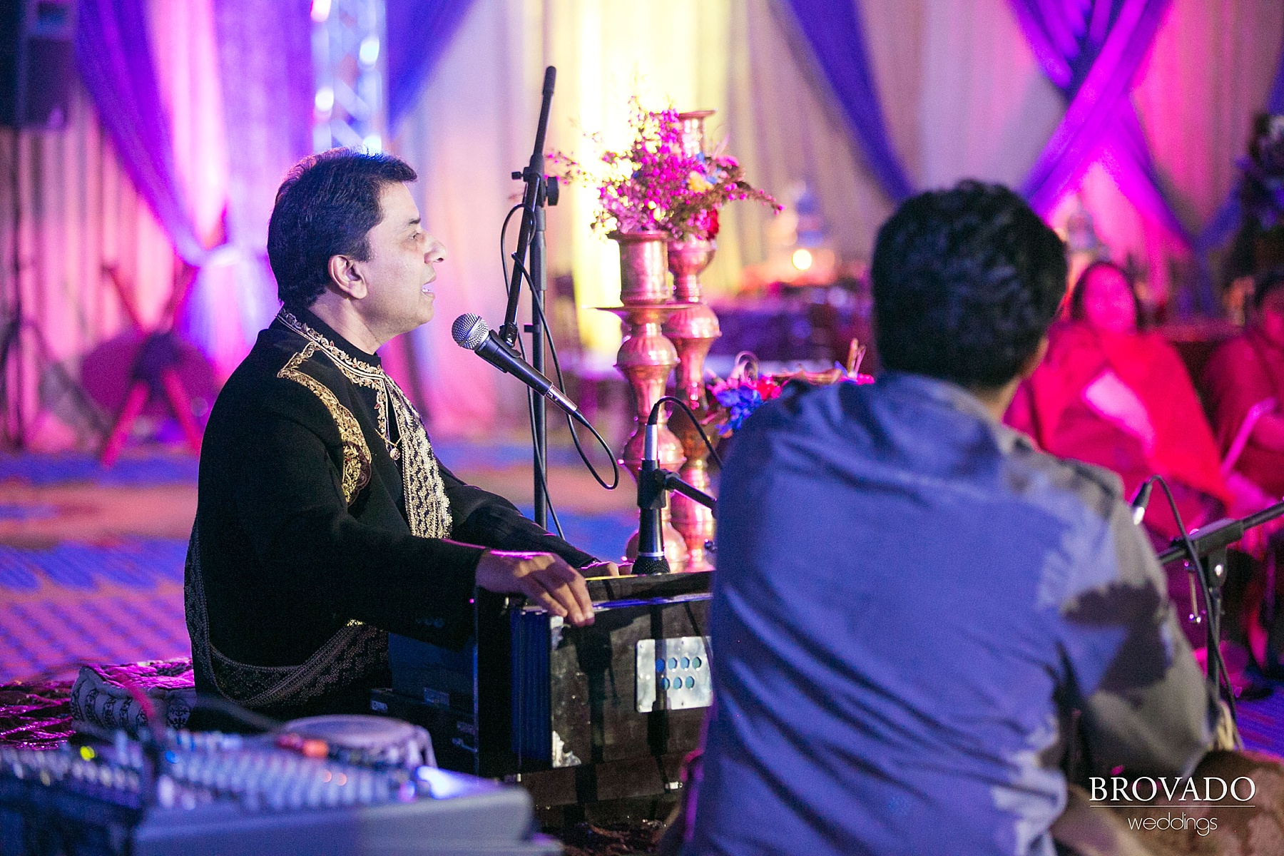 Hussain 25th Anniversary Indian Surprise Party by Brovado Weddings