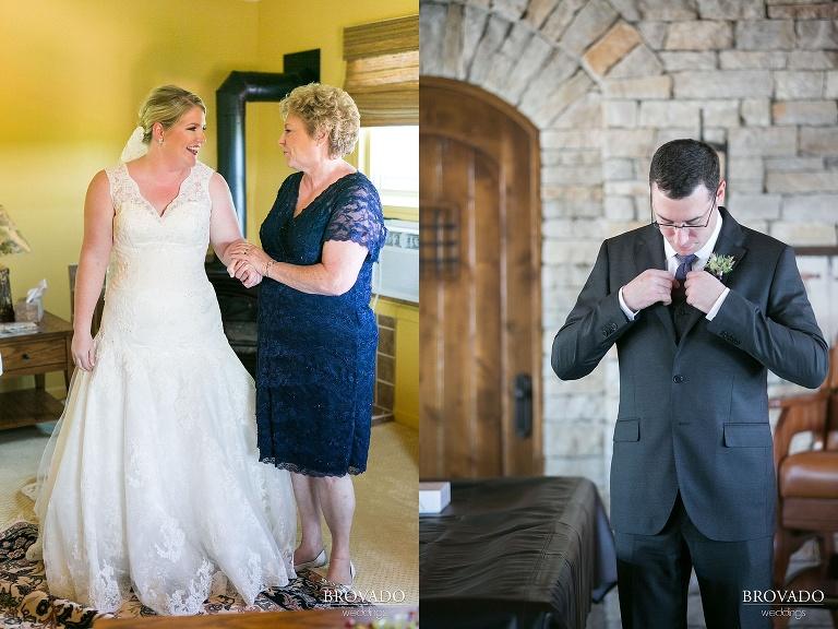 Pipestone MN Wedding Photography at Fountain Prairie Farm