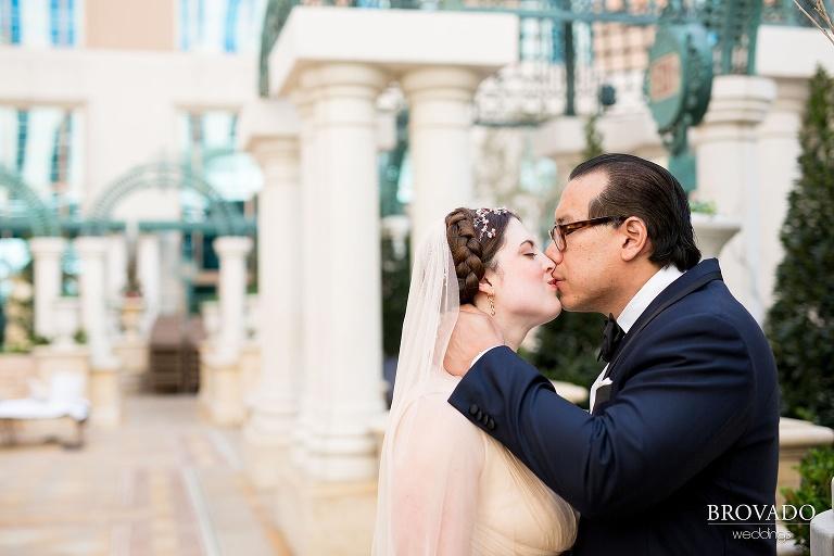 Las Vegas Wedding at the Venetian and Palazzo