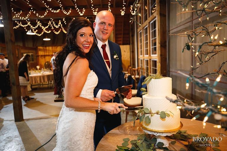 A Perfectly In Sync Pair Brenna Amp Derek Mn Wedding