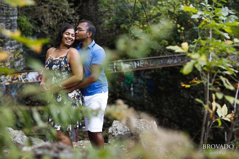 Downtown Minneapolis couples shoot