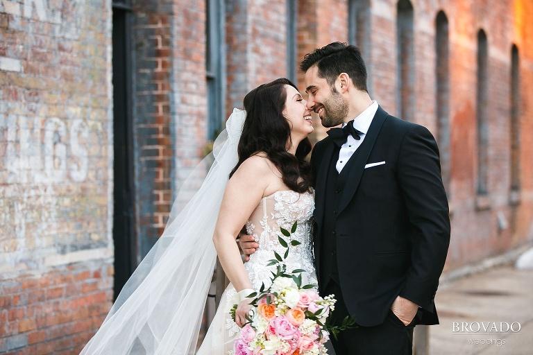 Russian wedding at Aria