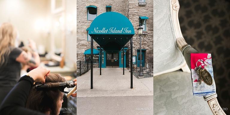 Nicollet island inn details