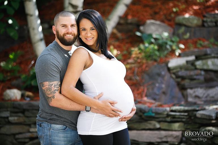 Stephanie and Tanner's Van Dusen Maternity